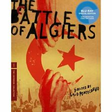 Criterion Collection The Battle of Algiers 2 PC BLURAY
