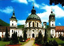 Kloster Ettal  , Ansichtskarte ; ungelaufen