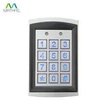 Berührungslos RFID Zugangssystem Metall Codeschloss Zutrittskontrolle IP66