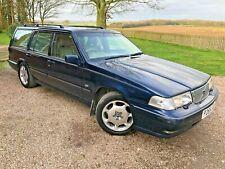 1997 P reg VOLVO V90 960 3.0 24v ESTATE BLUE AUTO PETROL 3 OWNERS Full MOT FSH
