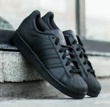 Adidas Originals Superstar TRIPLE BLACK AF5666 SHELL TOE Sneakers Men's Size 8.5