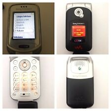 CELLULARE SONY ERICSSON W300i GSM SIM FREE DEBLOQUE UNLOCKED W300