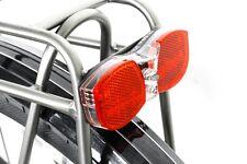 LKLM Waterproof LED Lamp Bike Bicycle Cycling Rear Safety Flashlight Tail Light