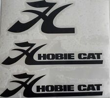 Hobie BARCA YACHT VELA CATAMARANO a vela Windsurf Surf Adesivo 860 MM/400 mm