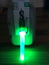 Nite Ize LED Mini Glowstick and Carabiner-Glow Stick Hi Visibility Camping green