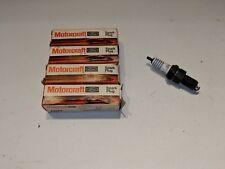 Ford Motorcraft Spark Plug Set of 4 Part # AG42