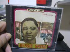 BESSIE SMITH: Jazz Portraits 1923-1930 cd[Jazz]