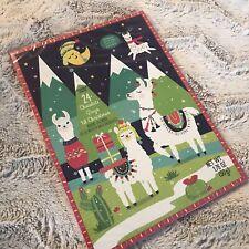 Trader Joe's 24 Chocolate Advent Calendar LLAMA & ALPACA Christmas 2019 NEW