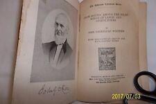 """1886 RIVERSIDE LITERATURE SERIES  No. 4  J.G. WHITTIER-""""SNOWBOUND"""" Etc."""