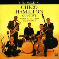 Chico Hamilton The Original Chico Hamilton Quintet Complete Studio Recordings