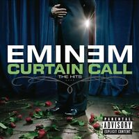 "EMINEM ""CURTAIN CALL - THE HITS"" CD BEST OF NEUWARE!!!!"