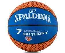 SPALDING NBA NY Knicks Carmelo Anthony Basketball Ball - Size 7 - New