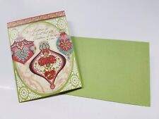 NEW PREMIUM LANG Classic Christmas Cards w/ Envelopes (x24) FREE SHIPPING!!