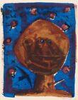 Rufino Tamayo Head With Birds Canvas Print 16 x 20