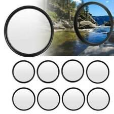 52-82mm UV Ultra-Violet DSLR Camera Glass metal Lens Filter Lens Protector US