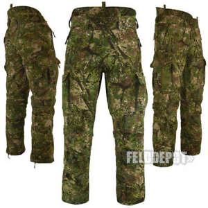 Leo Köhler Sniper Hose ConCamo Green Combat Pants KSK Bundeswehr