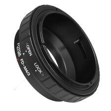 Canon FD objetivo a Micro 4/3 Adaptador Por GF1 G6 G3 GX7 GX1 GH3 GH2 E-P2 E-P1