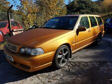 Volvo v70 R AWD manual estate 1998 LPG with 2 other volvo's spares or repairs
