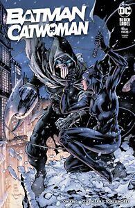 BATMAN CATWOMAN #3 - Jim Lee & Scott Williams Cover B - NM - DC - Presale 02/16