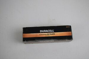 Duracell Coppertop AA Alkaline Batteries, Pack Of 36