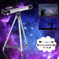 Reflektor Teleskop Spiegelteleskop Astronomie Fernrohr  mit verstellbar Stativ