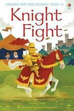 Knight Fight by Lesley Sims (Hardback, 2010)