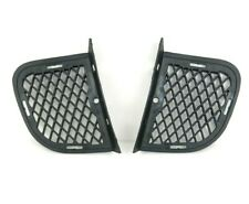HYUNDAI TUCSON 2004-2010 PAIR FRONT BUMPER SIDE LOWER GRILLE COVER BEZEL L+R SET
