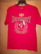 Jelly Belly red graphic S t shirt