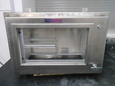 WEDGEWOOD TECHNOLOGY INC. STEEL ELECTRICAL BOX ENCLOSURE & MODULE CHASSIS