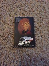 Rare Elaut Star Trek M'Ress Card Dave And Buster's