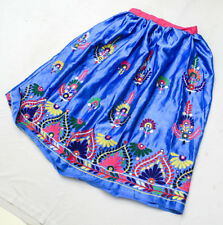 Kuchi Ethnic Gypsy Banjara India Boho Tribal Embroidery Belly Dance Rabari Skirt