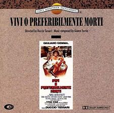Gianni Ferrio: Vivi O, Preferibilmente, Morti (Seal CD)