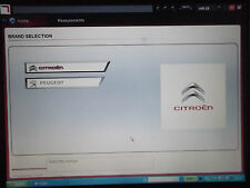 Diagbox v5.29 software for Citroen Lexia 3 Peugeot Planet 2000