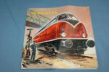 Marklin Katalogue 1957 D