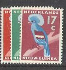 Ned Nieuw Guinea 54-56 vogels/birds59 luxe postfris/MNH