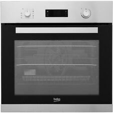 Beko BRIE22300XP Built In 59cm Electric Single Oven Stainless Steel New