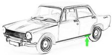 Wagenheberstütze hinten links für Simca/Talbot 1300/1500/1301/1501