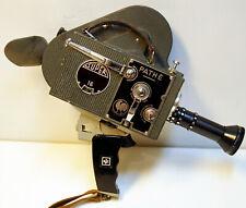 CAMERA PATHE WEBO  SUPER -16 mm -1946/1960 -pour DECORATION ( ne fonctione pas!)