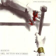 Banco Del Mutuo Soccorso - Come In Un'Ultima Cena ( CD - Album )