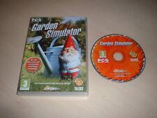 Garten Simulator extra spielen ~ PC Spiel PC CD-ROM