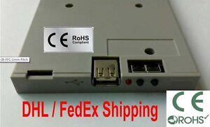 Floppy Drive Emulator Brother ULT 2002D ,2001 ,2003, Roland Fantom FA76