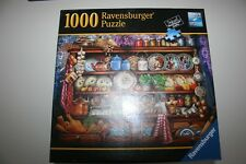 RAVENSBURGER PUZZLE – China Cupboard – 1000 pieces - Complete 2017