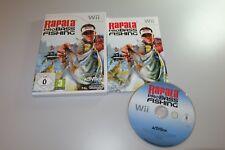 Rapala Pro Bass Fishing Nintendo Wii
