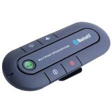 Kit Vivavoce Bluetooth Per Auto Con Speaker E Microfono Per Cellulare
