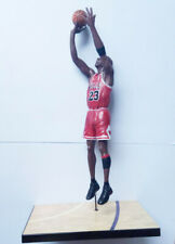 "NBA Basketball Michael Jordan 1998 Finals Winning Last Shot Figure 6"" loose"
