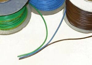 Tri Rated cable 1.5mm², (16AWG) 21amp, Mains or Low Voltage Auto & Marine TRI1.5