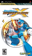 Mega Man Maverick Hunter X PSP New Sony PSP
