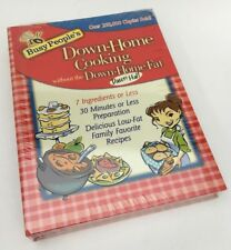 Busy People's Down-Home Cooking Without The Down-Home Fat By Dawn Hall Low-Fat