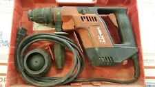 New Listinghilti Te5 Rotary Hammer 12 Drill Withcase