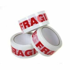 """18 Rolls Fragile Tape 2"""" x 110 Yards (330') 2.0 Mil Printed Packaging Tapes"""